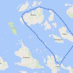 Turforslag Lauvøya -Bjørøya