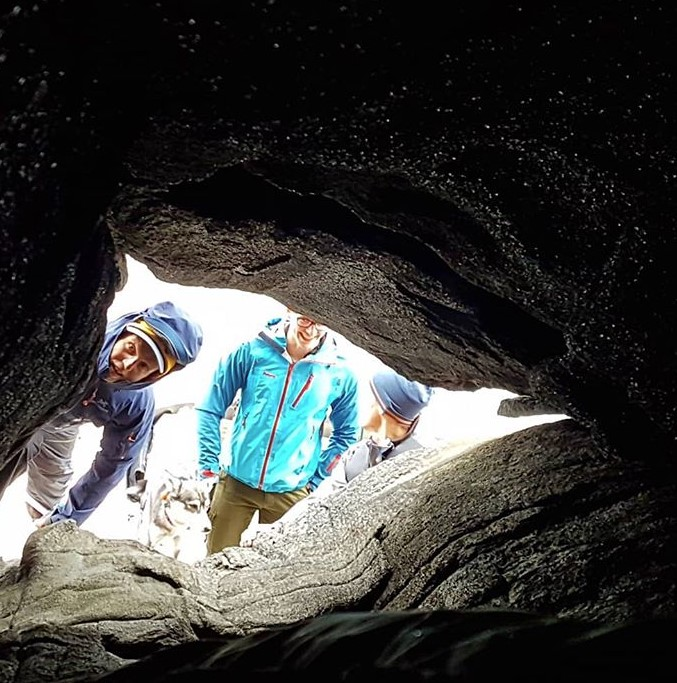 Grottensafari
