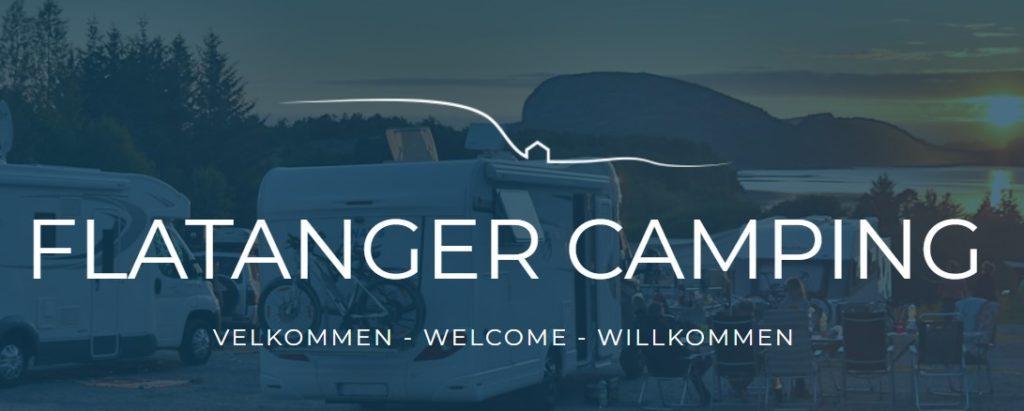 Henvisning til overnattingssted - Flatanger Camping